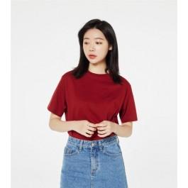라이트 라운드 티셔츠 00083-BBT (티셔츠+프린팅 1도인쇄)