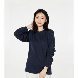 드라이 라운드 긴팔 티셔츠 00304-ALT (티셔츠+프린팅 1도인쇄)