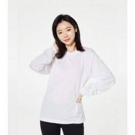 드라이 라운드 긴팔 티셔츠 00304-ALT (티셔츠단품)