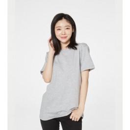 베이직 라운드 티셔츠 00085-CVT (티셔츠+프린팅 1도인쇄)