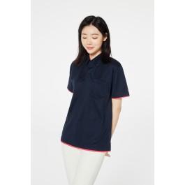 드라이 레이어드 버튼다운 폴로셔츠 00315-AYB (티셔츠+프린팅 1도인쇄)