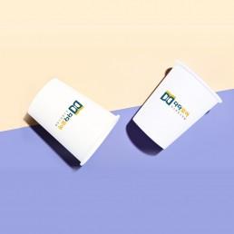 종이컵 디자인 의뢰