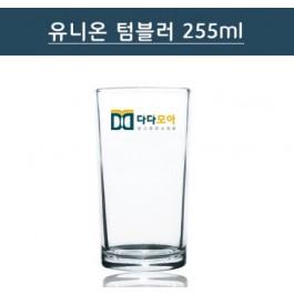 [투명유리] 유니온 텀블러 쥬스컵 No.305